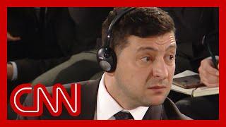 Ukrainian President Zelensky: I'm ready for my next call with President Trump