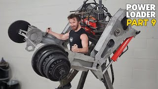 How Strong Is This Exoskeleton? (POWER LOADER: PART 9)