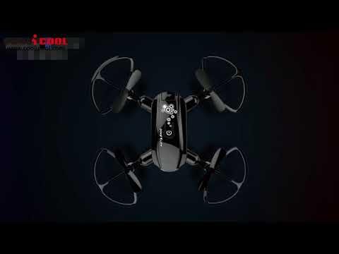 Foldable Drone Demo