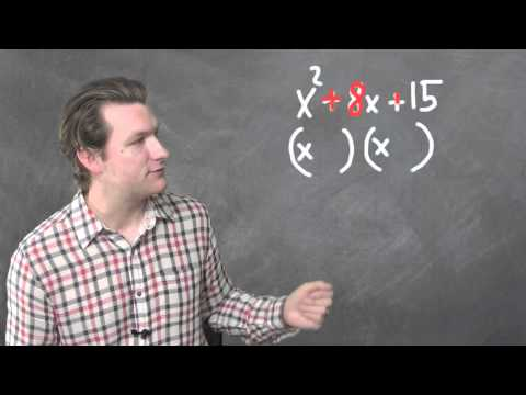 Dave May Teaches: Factoring Trinomials with