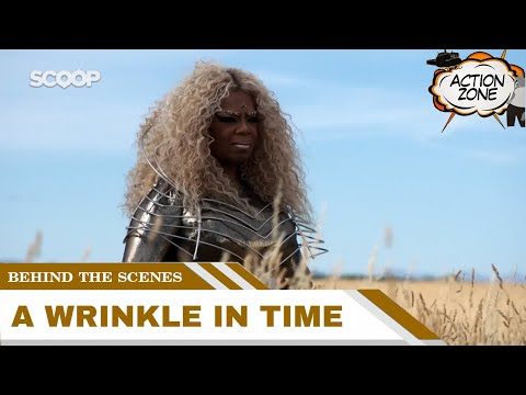 A Wrinkle in Time Behind The Scenes | Making of A Wrinkle in Time | Action Zone
