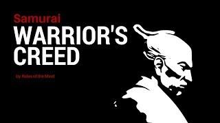 SAMURAI | Warrior