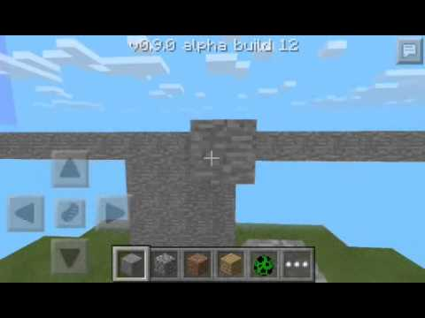 [TUTORIAL] how to build a MOB TRAP in MCPE (speed)