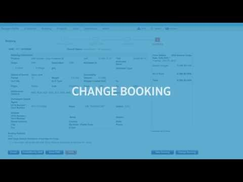 Booking - How to change or cancel a Booking