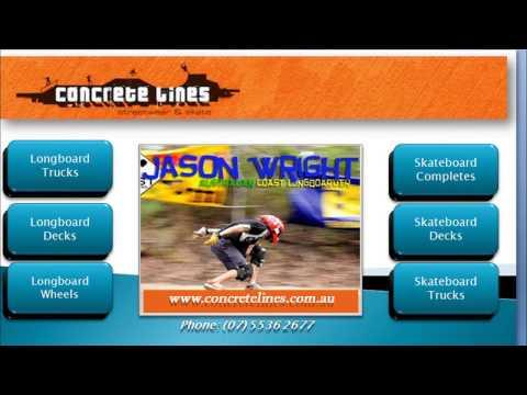 Buy Longboard Decks Online