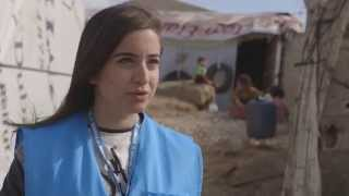 Syrian refugee girl story - one year later, what has changed?