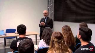 Prima lezione di CHIMICA (prof. Roberto Purrello)