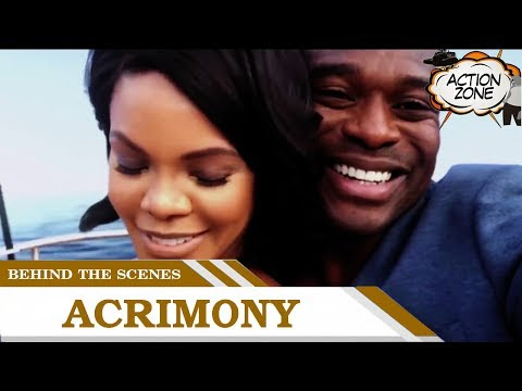 Acrimony Behind the scenes - Making of  Acrimony| Action zone