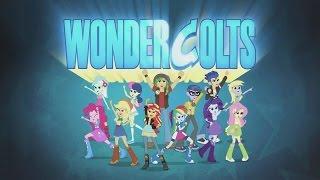 My Little Pony : Equestria Girls _Frensihip Games [La Pelicula 3]  part 8 [Español Latino] HD