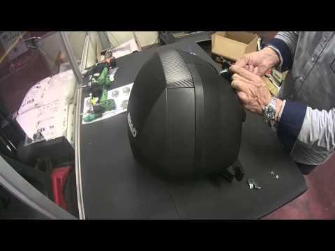 SHAD Top Case Lock Cylinder Change