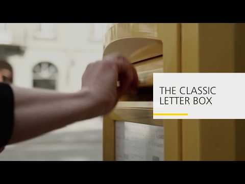 The smart letter box