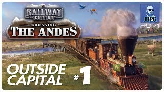 Railway Empire PS4: Crossing The Andes - Part 1