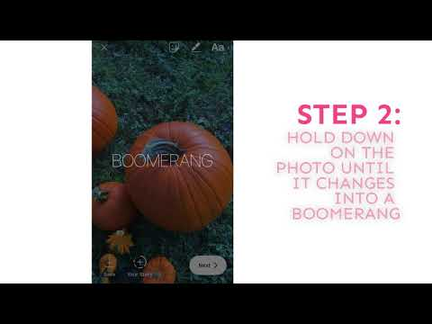 How To Turn Live Photos Into A Boomerang