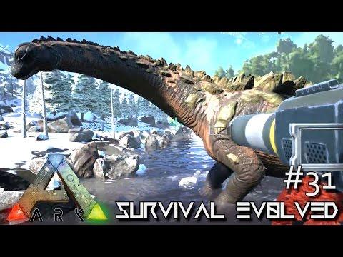 ARK: ANNUNAKI GENESIS - TITANOSAUR TAME SOLO !!! S2E31 (ARK SURVIVAL EVOLVED GAMEPLAY)