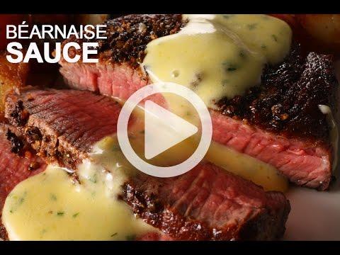 Bearnaise Sauce recipe secrets to do it in 2mins