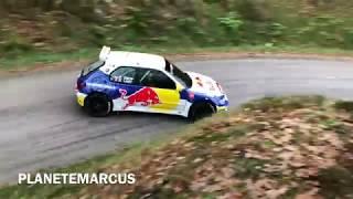 Test Days Sébastien Loeb 306 Maxi Rallye du Var 2017