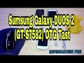 Sumsung Galaxy DUOS 2 (GT-S7582) OTG Tast With USB & Mouse