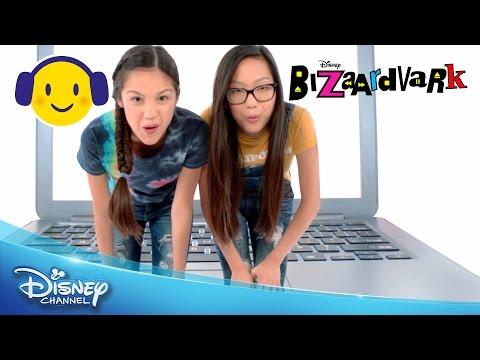 Bizaardvark | Theme Song | Official Disney Channel UK