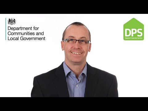 Deposit Protection Service - Updates to the Private Rented Sector Part 2