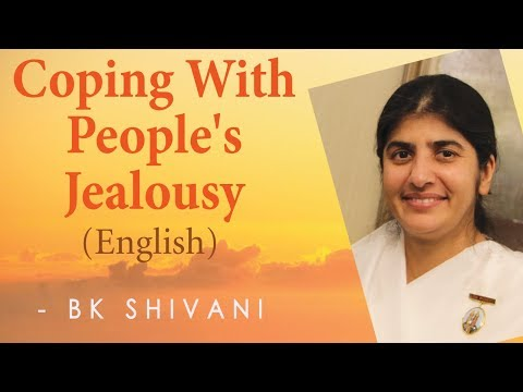 Coping With People's Jealousy: Ep 16b: BK Shivani (English)
