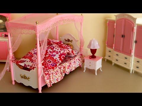 Barbie Master Bedroom Barbie and Ken Morning Routine Breakfast Routine
