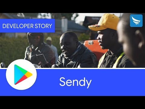 Android Developer Story: Sendy uses Google Play features to build for the next billion users