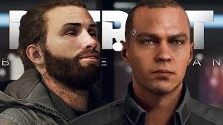 HUMANS VS ANDROID - DETROIT : Become Human Part 1