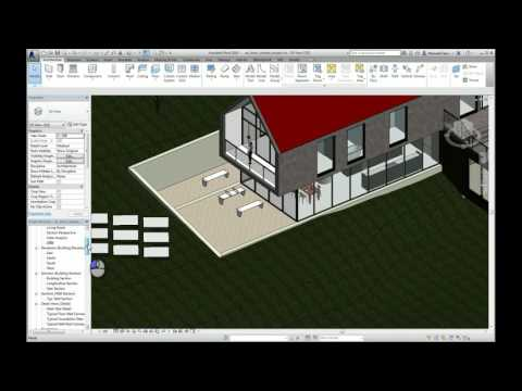 Applying Marshalls BIM Objects into a Revit project – Paving and Street Furniture