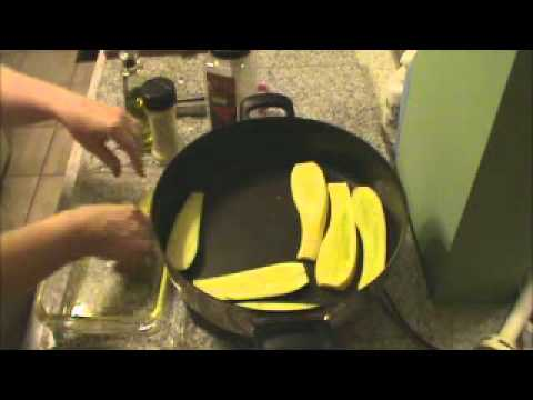 Grilled Summer Squash Video #34