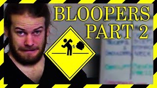 Best Funniest Moments, Outtakes & Epic Bloopers Part 2
