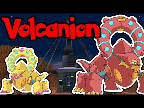 Volcanion Event Shiny Mysteries Solved Background Story in Pokemon X Y Hacked Powersaves