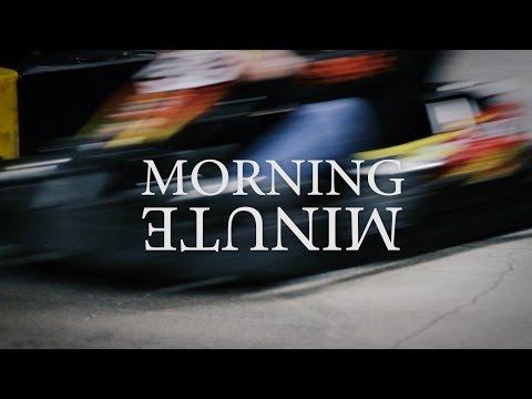 MORNING MINUTE | KARTS