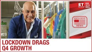 Lockdown Drags Q4 Growth | Vivek Chaand Sehgal of Motherson Sumi To ET NOW