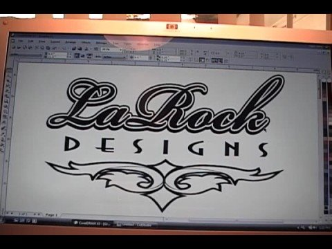 How to Do Your Own Custom Designed T-Shirts & Vinyl Graphics