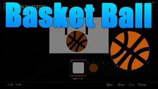 How to make a basketball emblem in Black Ops 3