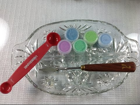 How to Make Color Acrylic Powders Easy & Mess Free