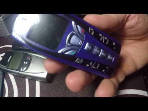 Nokia 7250i cambio de carcasa