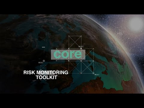CORE - the essential risk monitoring toolkit