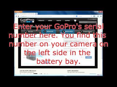Howto Manually Re Set The Wifiwlan Password Of Gopro Hero 3 Cameras