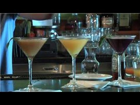 Martini Recipes : Non-Alcoholic Martini Recipes