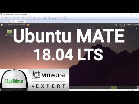 How to Install Ubuntu MATE 18.04 LTS Beta + VMware Tools + Review on VMware Workstation [2018]