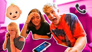 TELLING MY PARENTS I GOT A GIRL PREGNANT **PRANK WARS**