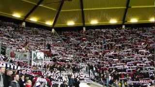 Alemannia Aachen - Eintracht Frankfurt 23.04.2012
