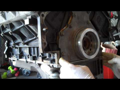 LS / Vortec Rear Main Seal Replacement