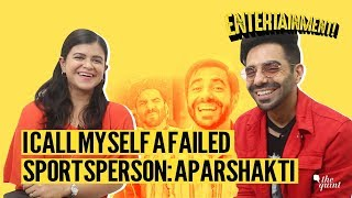 Aparshakti Khurana - The Sportsperson, Lawyer, RJ and Actor | The Quint