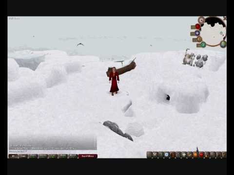 catching polar kebbits on runescape !!!!!!!