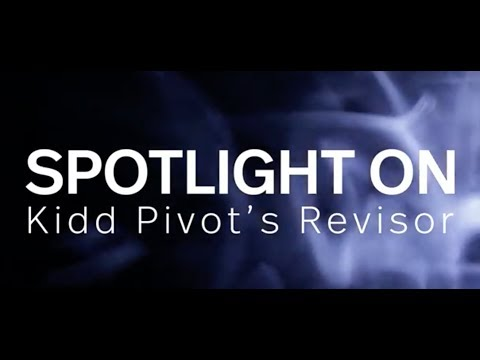 Spotlight on: Kidd Pivot's Revisor