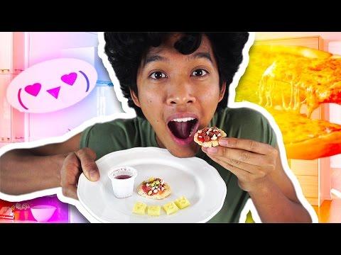 JAPANESE ULTRA MINI PIZZA HOW!?