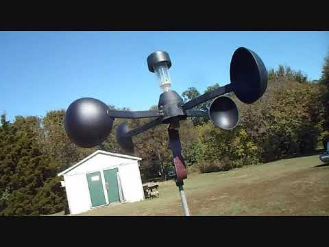 Homemade Anemometer