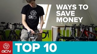 Top 10 Ways To Save Money Through Cycling